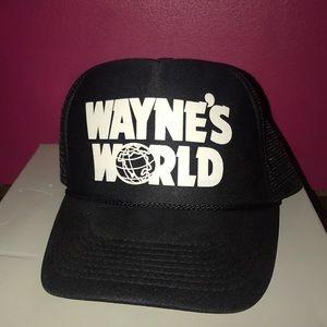 Wayne's World Snap Back Cap